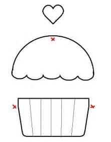 cupcake template printable artesanato e cia moldes de cupcakes riscos postagem