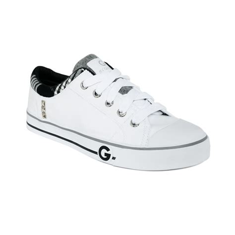 g by guess sneakers g by guess s oona sneakers in white lyst