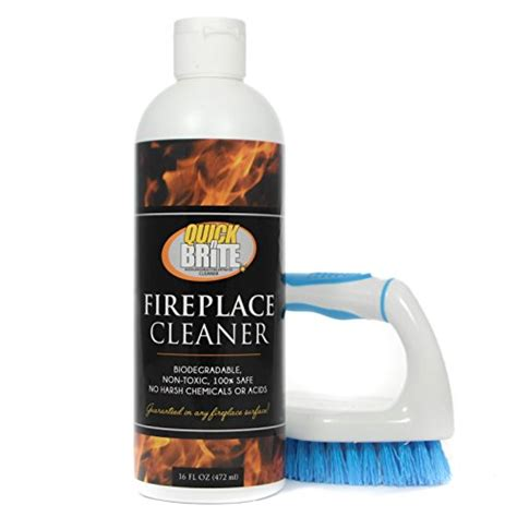Fireplace Soot Cleaner by Fireplace Cleaner By N Brite 16 Oz Includes Free