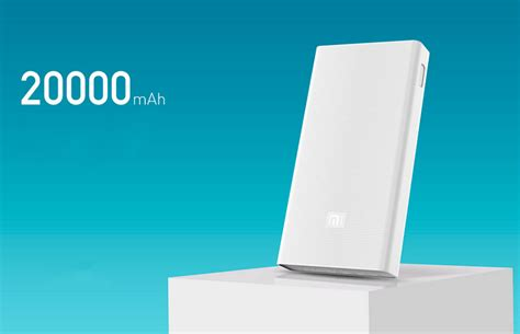 Power Bank Xiaomi 20000 Mah xiaomi mi power bank 20000mah white specifications photo xiaomi mi