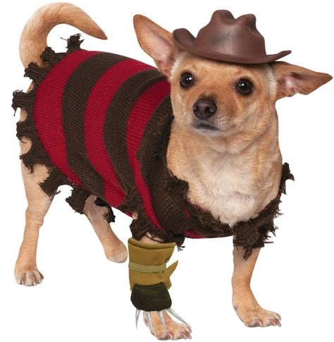 puppy pals costume pet freddy kreuger costume buycostumes