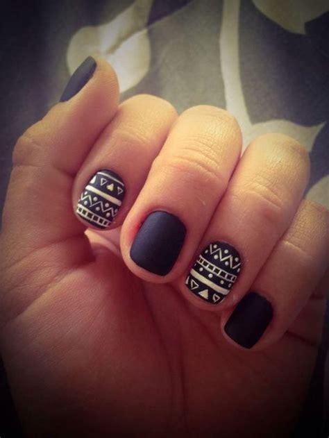 imágenes de uñas negras decoradas 135 im 225 genes con los mejores dise 241 os de u 241 as decoradas