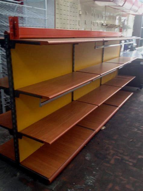 scaffali in legno usati gondola in legno scaffali usati bologna compravendita