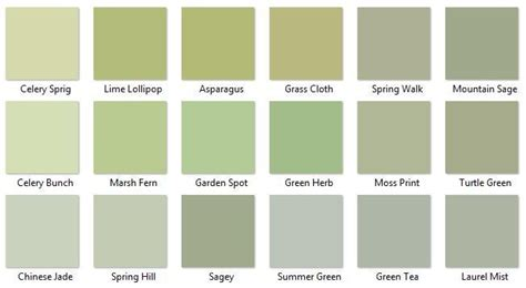 tea green color behr greens 3 i like jade summer green and