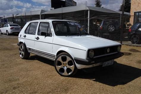 ls for sale 1984 vw golf ls cars for sale in gauteng r 39 900 on