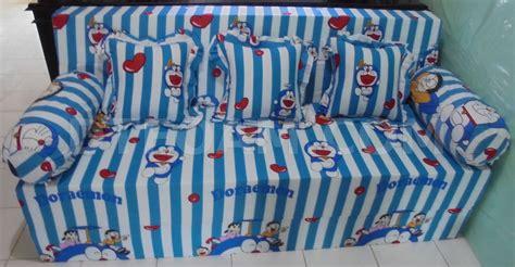 Doraemon Biru sofa ranjang inoac doraemon putih biru2 dtfoam