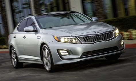 Kia Optima Hybird 2015 Kia Optima Hybrid Review Cargurus