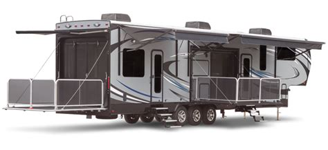 Forest River Travel Trailers Floor Plans by Which Is The Best Toy Hauler