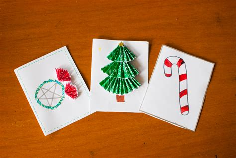 christmas pictures step by step vantage s 6 step cards vantage magazine