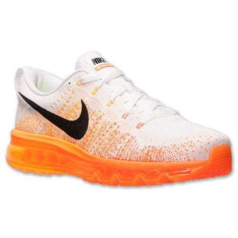 Nike Air Max Flyknit Total Orange price 74 nike flyknit air max 620469 100 white black