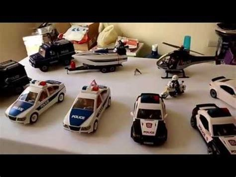 playmobil policia youtube