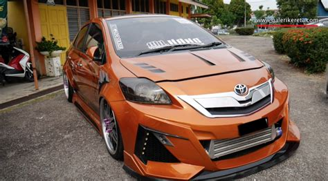 Speedometer Custom Toyota Vios toyota vios custom modified gallery galeri kereta