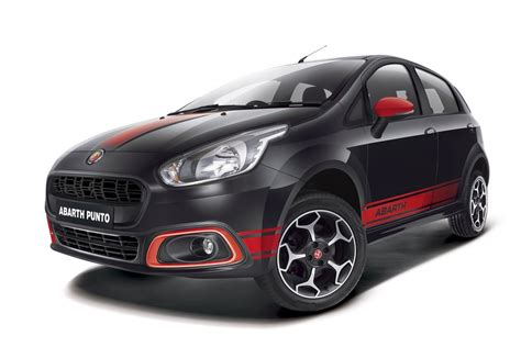 fiat punto abath fiat punto abarth all details images and brochure