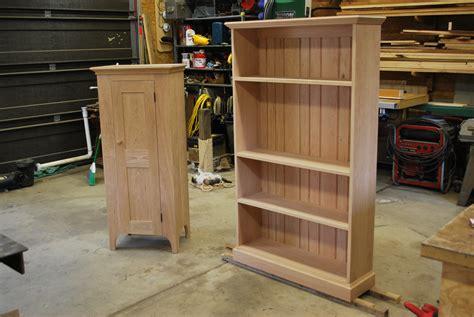 bookshelf construction plans free
