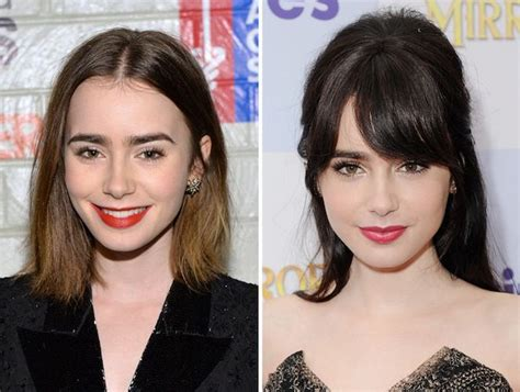 bangs before and after 15 shocking pics of stars before after bangs bang