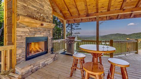 Cabin Lodge Rentals Endless View Lodge Rental Cabin Blue Ridge Ga