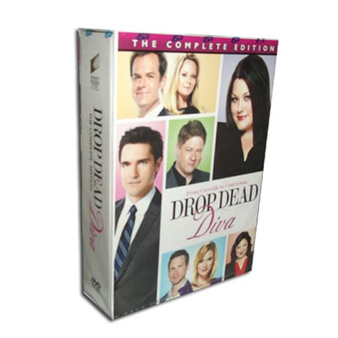 seasons of drop dead drop dead seasons 1 5 dvd box set