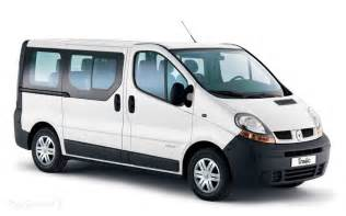 Renault Traffic Renault Traffic Passanger Minibus Rent A Car Turkey
