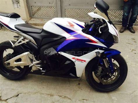 honda cbr 2011 used honda cbr 600rr 2011 bike for sale in lahore 150214