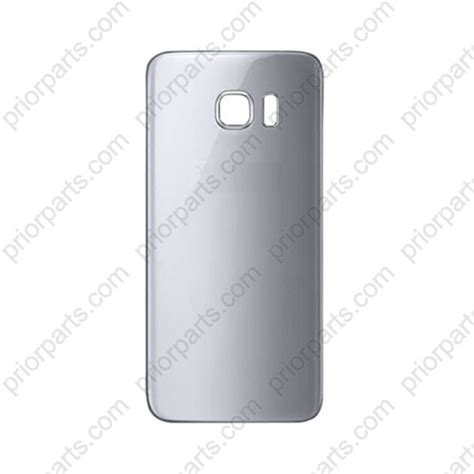 Ipaky Back Samsung S7 Edge G935 Silver for samsung galaxy s7 edge g935 back battery cover housing