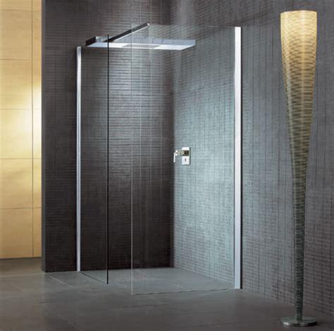 A Shower Modern Shower Cabin From Hoesch The Ciela Minimalist