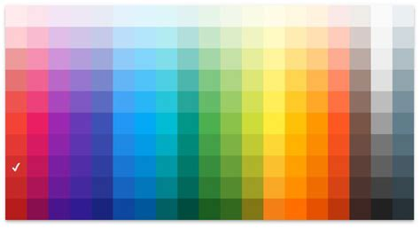 color palette picker angular material color picker angular script