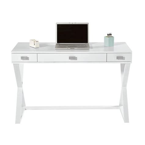 Office Depot Writing Desk See Work Kate Writing Desk 30 H X 47 From Office Depot