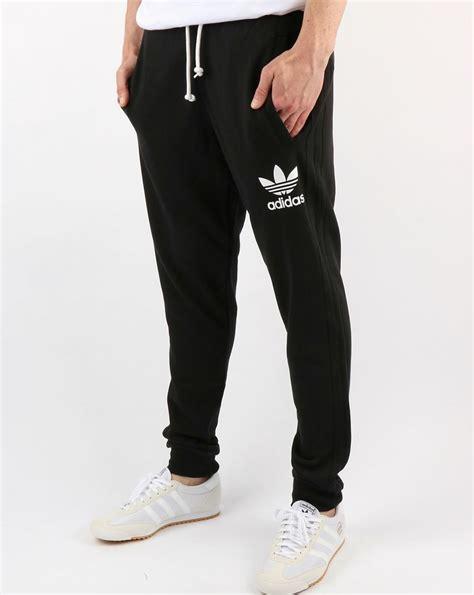Jogger Adidas adidas originals 3 striped track black jogger
