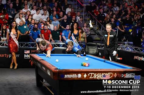 mosconi cup 2015 mosconi cup d2 4 the pool
