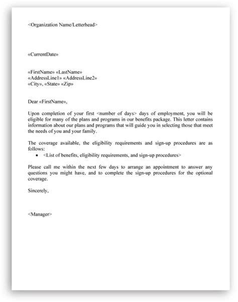 Performance Evaluation Letter To Employee Evaluation Letter Sle Best Letter Sle