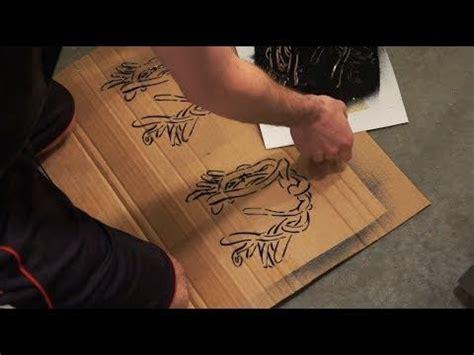 graffiti intro  stenciling youtube