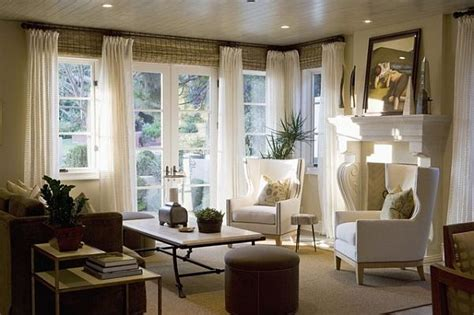 window treatment ideas for bay windows in living room living room window treatments decorating ideas curtain ideas for living room bay windows living