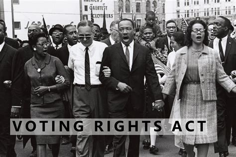 Section 5 Of Voting Rights Act by Voting Rights Act Of 1965 Redmann Power Of Attorney