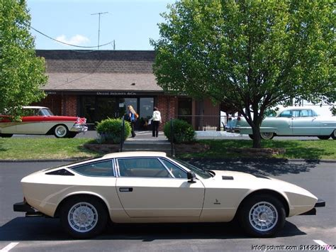 Maserati Khamsin For Sale by 1977 Maserati Khamsin One Owner Daniel Company