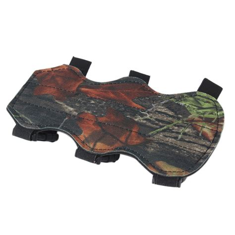 Arm Guard Panahan Archery Anak archery bow arm guard protection forearm safe 3 camo leather new free shipping in bow
