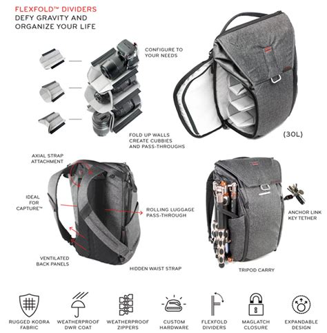 peek design mini review of peak design s everyday backpack sling