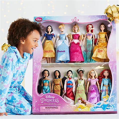 Disney Princess Set disney princess deluxe doll gift set