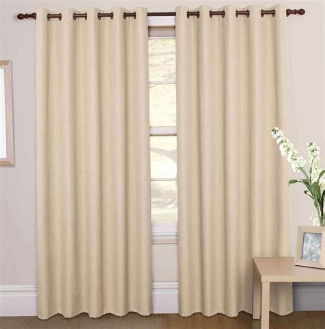 cream black curtains cream blackout curtains eyelet home design ideas