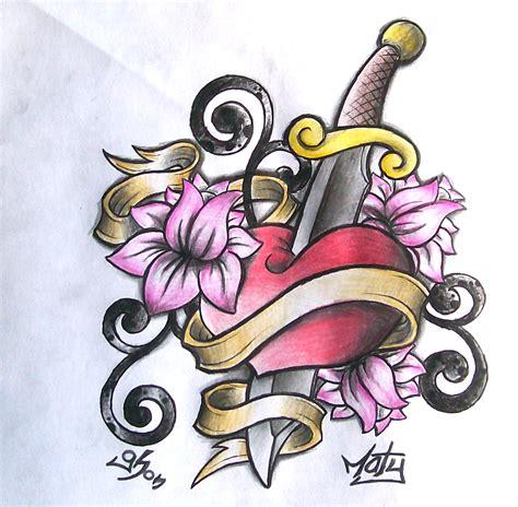 imagenes de corazones hechos con rosas dibujos mios taringa