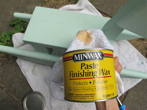 diy chalk paint wax finish learn how to make your own chalk style paint how tos diy