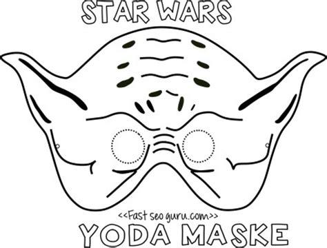yoda face coloring page printable yoda mask template for kids printable coloring