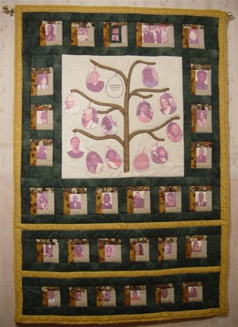 Family Tree Quilt Pattern by Family Reunion Quilt Ideas Studio Design Gallery