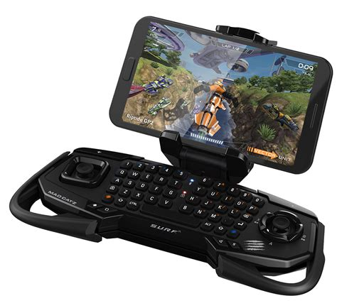 android gamepad mad catz s u r f r android gamepad keyboard stop on the naming scheme guys technabob