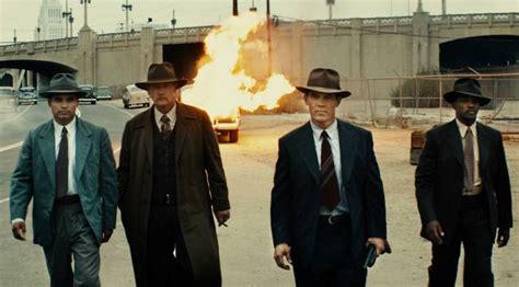 sinopsis film gangster gangster squad brigada de 233 lite cr 237 tica sinopsis y