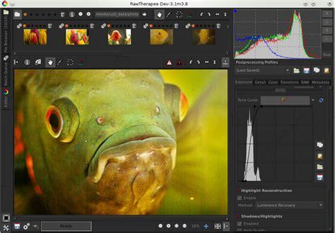 download gambar format raw edit gambar format raw dengan rawtherapee download