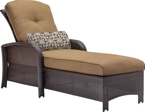 wicker outdoor chaise hanover strathmere wicker outdoor chaise lounge chair