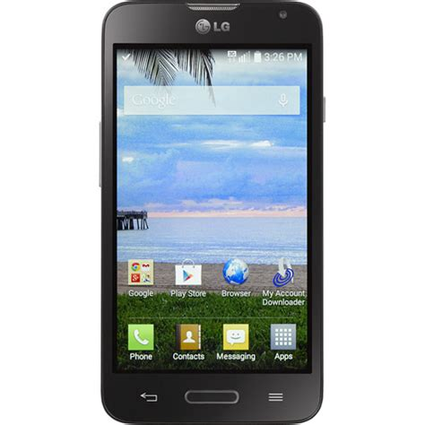 walmart android phones total wireless lg 41c ultimate 2 prepaid android smartphone walmart