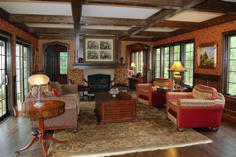 tudor living room dellwood tudor