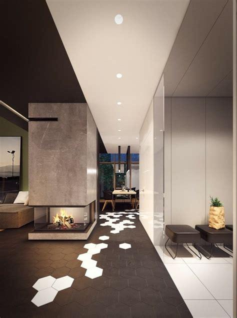 carrelage interieur moderne