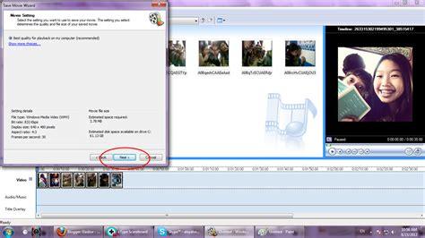 format file film dinayhabibie menyimpan video slide dari windows movie